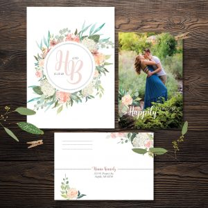 Oh Blush Invitation Suite